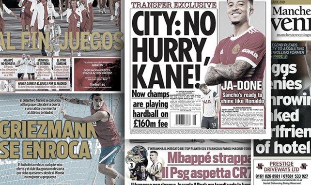 El deseo de Luís Díaz, el inicio de los JJ.OO. y el efecto dominó que puede provocar Kylian Mbappé