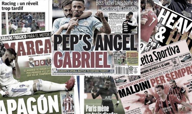 La última oportunidad de Koeman, con Ansu Fati, el Real Madrid se estrella frente al Villarreal, la saga Maldini continúa