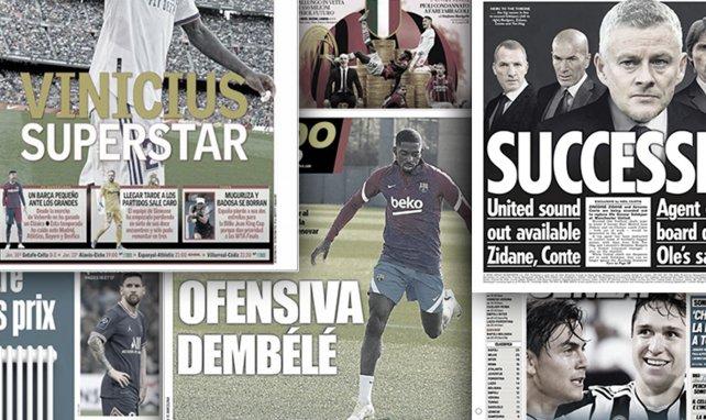 El trío que dispara la ilusión del Real Madrid, preocupación por Pedri en el FC Barcelona, la afición del Valencia mantiene la calma