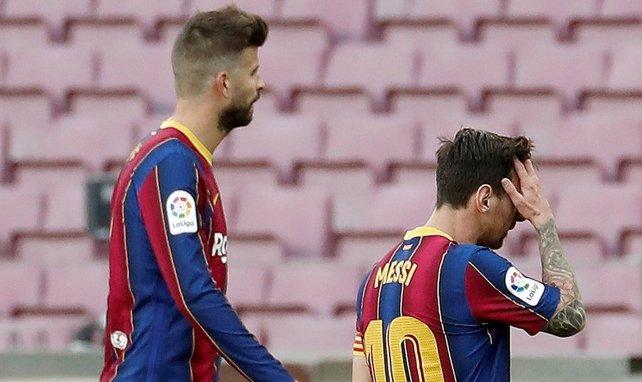 Gerard Piqué habla del futuro de Lionel Messi