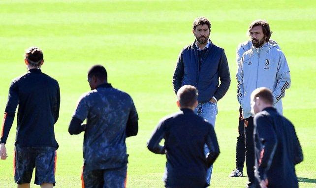Las incógnitas asaltan a la Juventus... y Andrea Pirlo