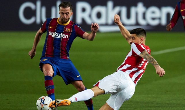 Dos opciones para Miralem Pjanic lejos del FC Barcelona