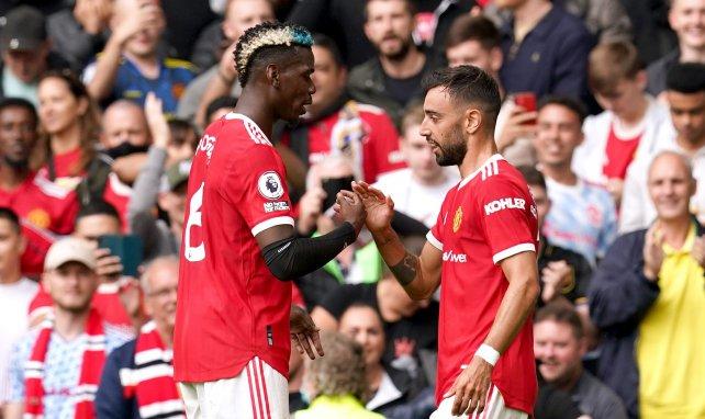 Manchester United | Una opción a coste 0 para suplir a Paul Pogba