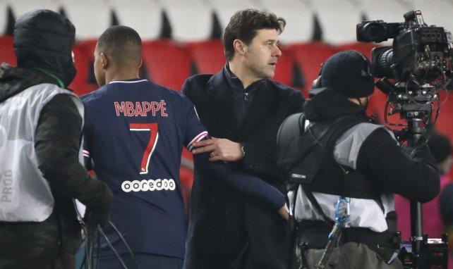 PSG   Mauricio Pochettino escoge al recambio de Mbappé