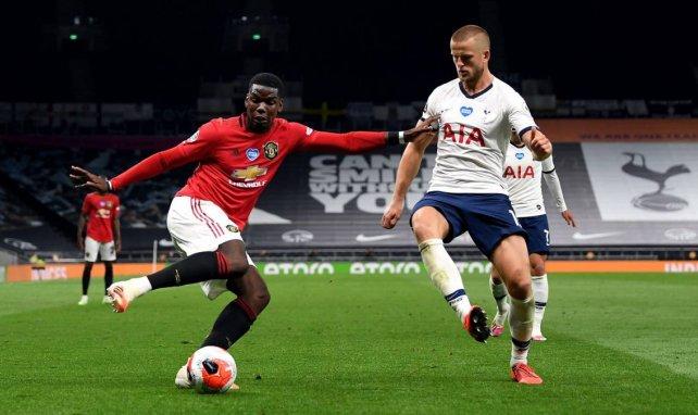 MU | Solskjaer alude al futuro de Paul Pogba