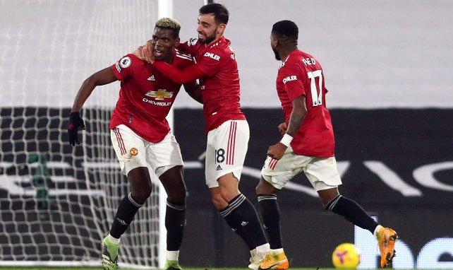 Manchester United | Bruno Fernandes vincula su futuro al de Paul Pogba