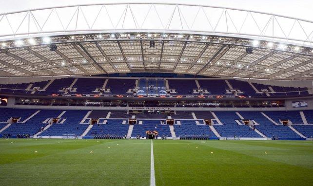El Estadio do Dragão del Oporto