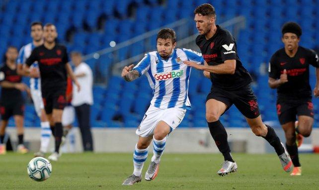 Liga | La Real Sociedad penaliza los errores del Celta de Vigo
