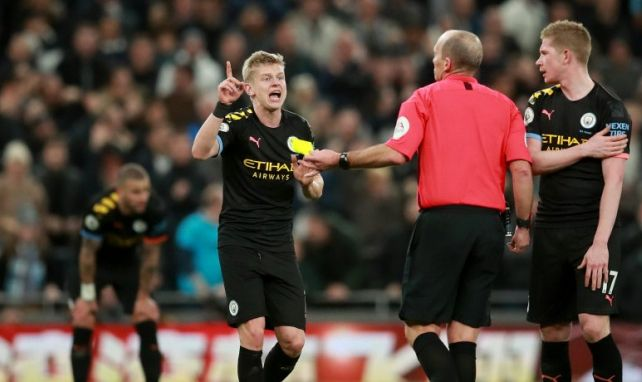 El Manchester City continúa en el ojo del huracán