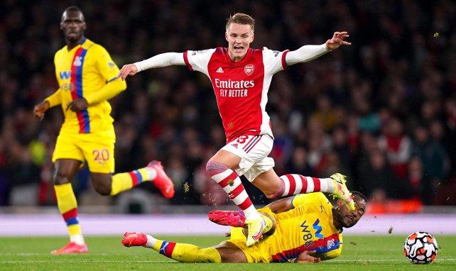 Premier | El Arsenal salva un punto frente al Crystal Palace