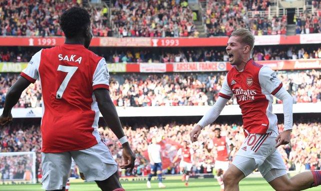 Premier | El Arsenal no le da ninguna opción al Tottenham Hotspur