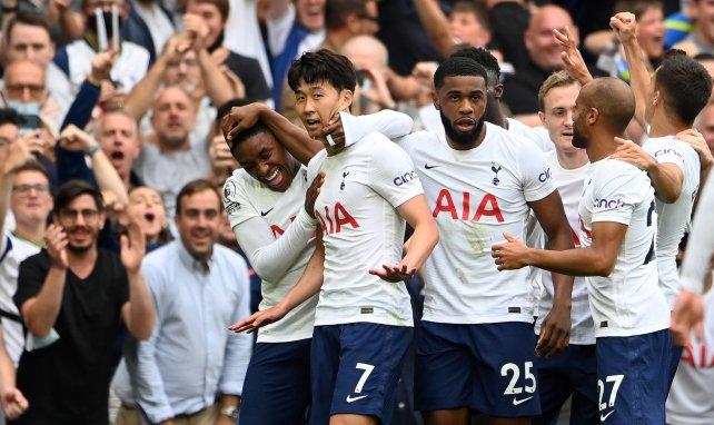 La joven apuesta de futuro del Tottenham