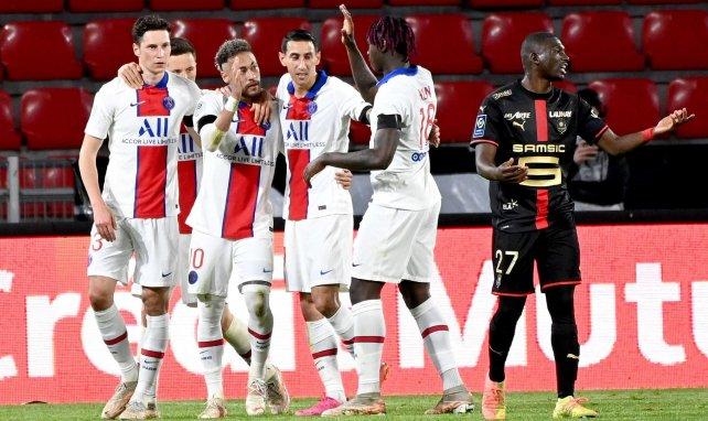 Ligue 1 | El PSG se estrella con el Rennes