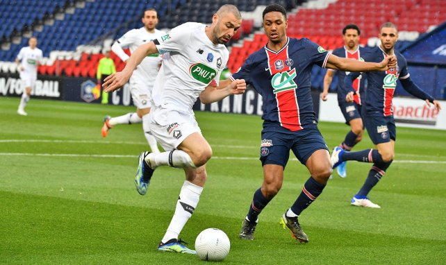 Copa de Francia   El PSG tumba al Lille y estará en cuartos