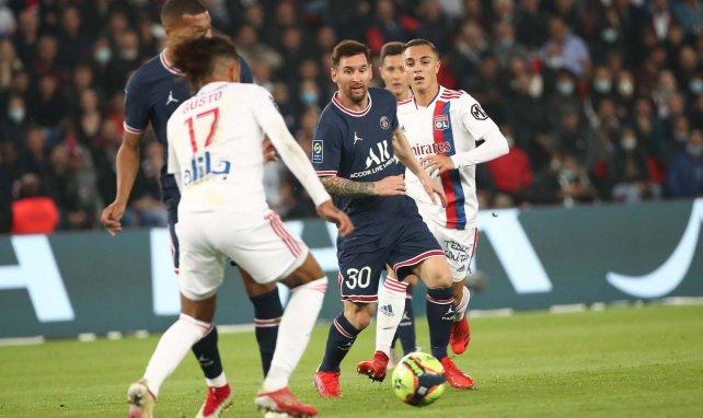 Ligue 1 | El PSG gana al Olympique de Lyon sobre la bocina
