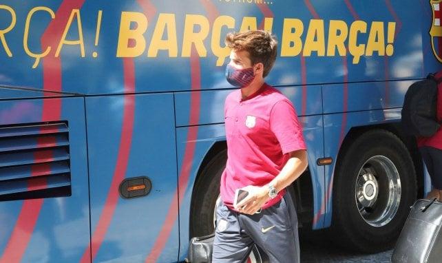 ¡El FC Barcelona dará salida a Riqui Puig!