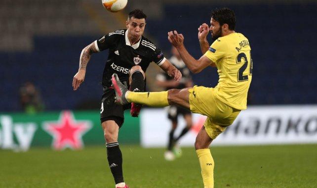 Europa League | Paco Alcácer vuelve a rescatar al Villarreal