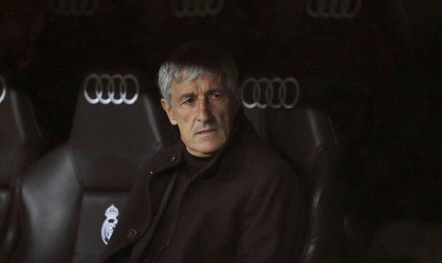 Quique Setién ha analizado el triunfo ante el Villarreal