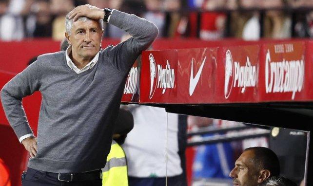 FC Barcelona | La dirección deportiva arropa a Setién