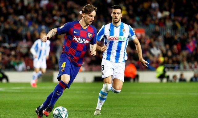 El Atlético de Madrid sigue tras los pasos de Ivan Rakitić