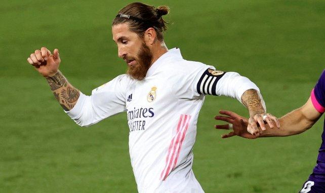 Sergio Ramos acaba contrato este verano