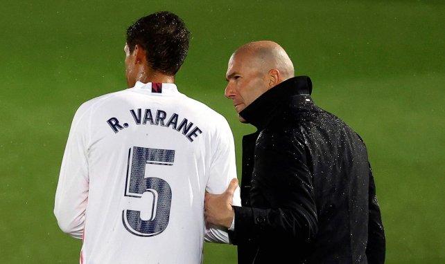 Real Madrid | Ya se preparan 46 M€ por Raphaël Varane