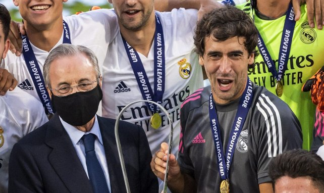 El Eintracht de Frankfurt mueve ficha por Raúl González