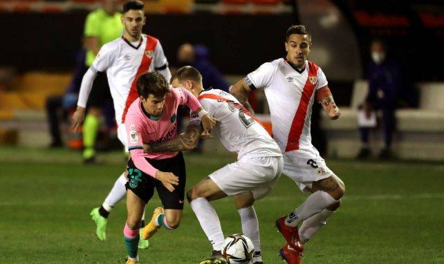 Riqui Puig fue tanteado por el Arsenal