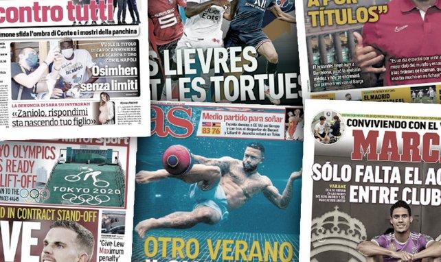 La ambición de Memphis Depay, el Valencia no logra aligerar su plantilla, Manuel Locatelli se acerca a la Juventus