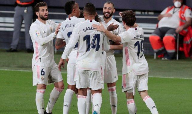 La lista del Real Madrid para visitar al Granada