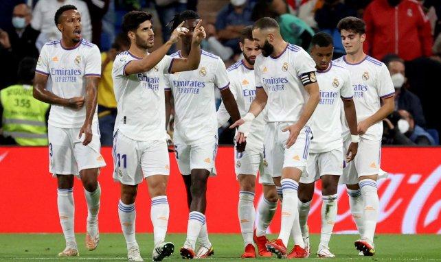 Ya hay alineaciones de Real Madrid y Osasuna