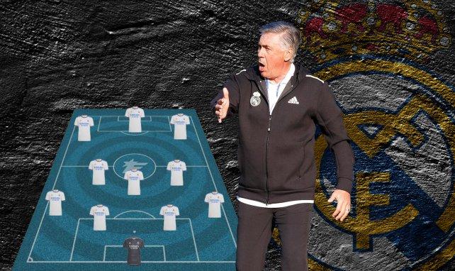 Villarreal, calendario... Así ve Carlo Ancelotti al Real Madrid