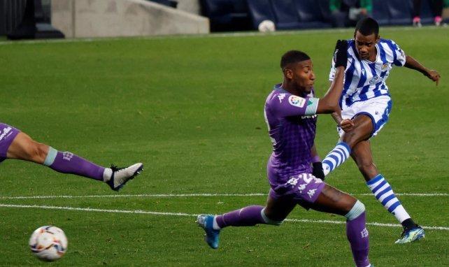 El Manchester City se suma a la puja por Alexander Isak