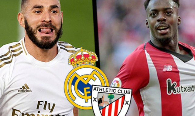 ¡Ya hay onces del Real Madrid - Athletic Club!