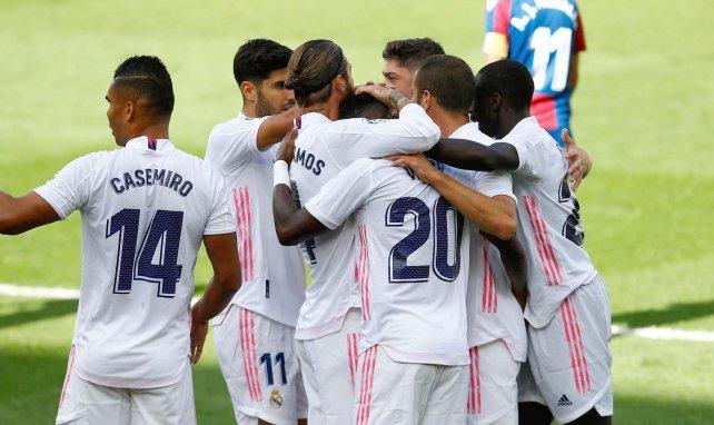 La convocatoria del Real Madrid para recibir a la Real Sociedad