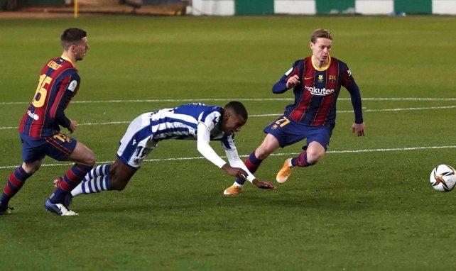 ¡El FC Barcelona se lanza a por Alexander Isak!