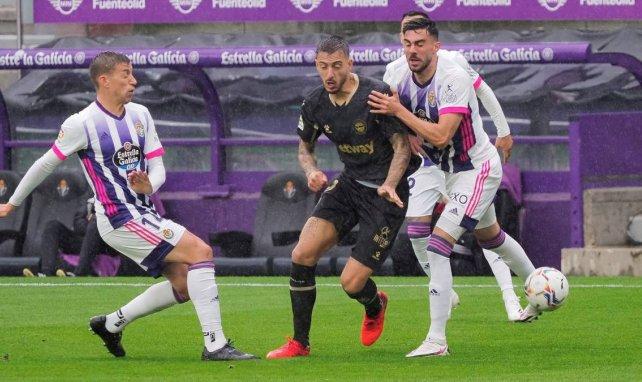 Liga | El Alavés coge aire a costa del Real Valladolid