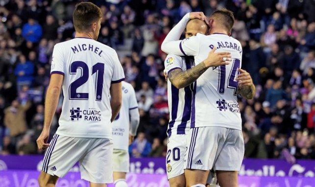 El Real Valladolid busca nuevos objetivos