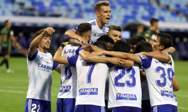 El Real Zaragoza se refuerza