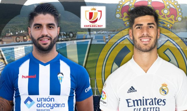 Confirmados los onces de Alcoyano y Real Madrid