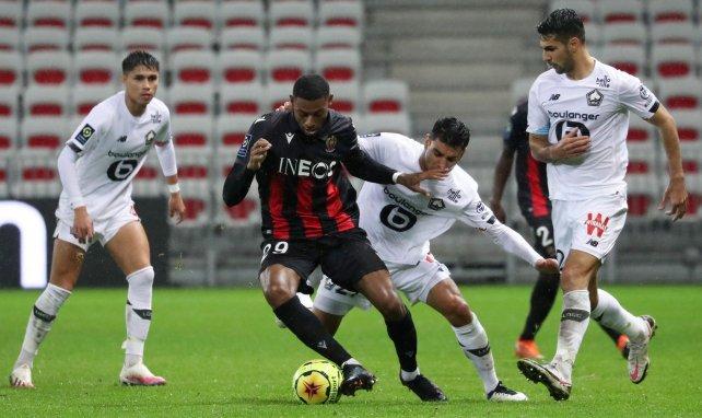 Jeff Reine-Adélaïde, la nueva opción de la Ligue 1 que baraja el Sevilla