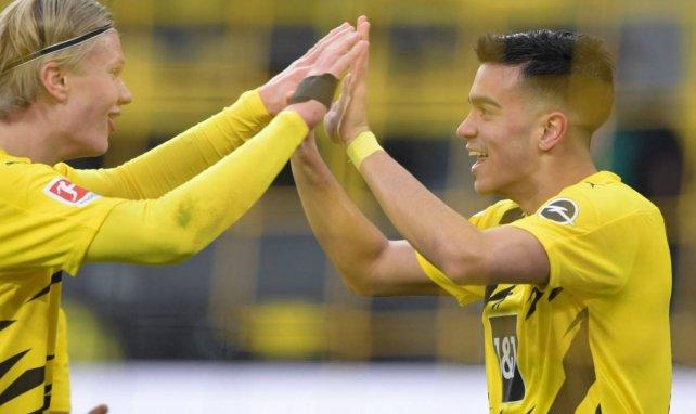 BVB | Los encendidos elogios de Reinier a Erling Haaland