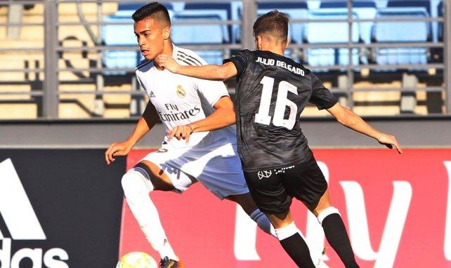El Real Madrid busca acomodo para Reinier