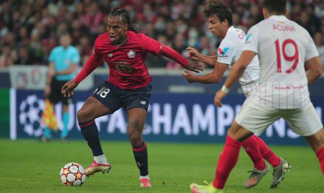 Liga de Campeones   Lille y Sevilla se neutralizan