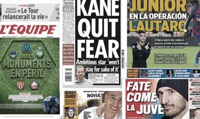 """El Real Madrid tendrá un """"fichaje"""" tras el parón, se disparan las especulaciones sobre Harry Kane y Lautaro"""