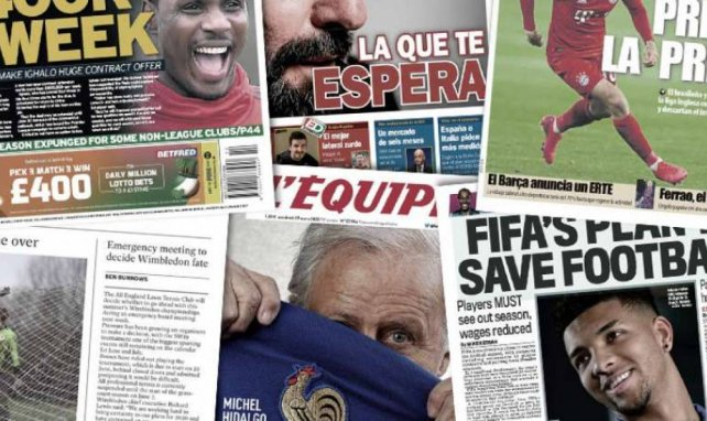 El FC Barcelona pone precio a Martin Braithwaite, Bastoni jura fidelidad al Inter