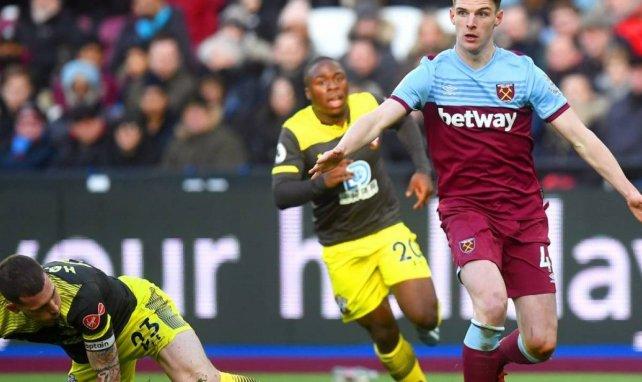 Declan Rice levanta pasiones en la Premier League