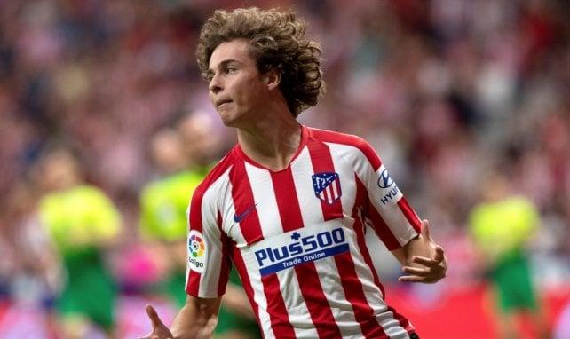 El Atlético de Madrid manda a Riquelme a Inglaterra