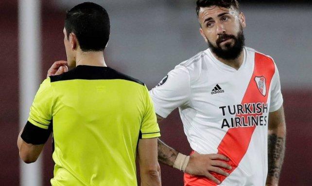 Lucas Pratto abandona River Plate