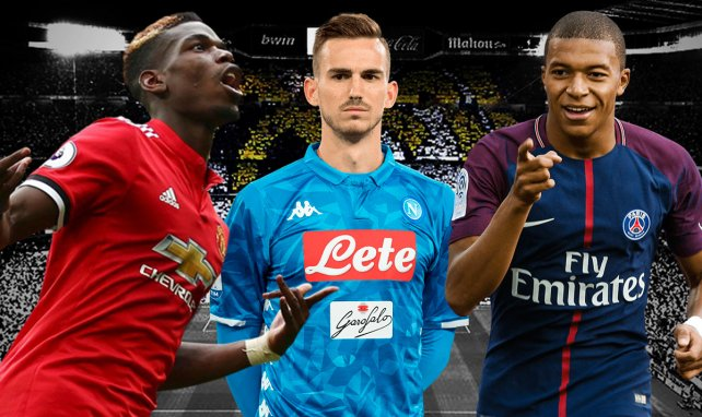 El 11 ideal de los posibles fichajes del Real Madrid